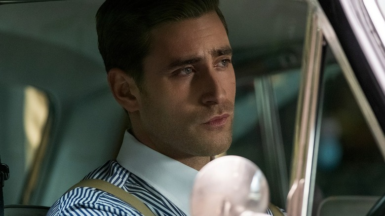 Oliver Jackson-Cohen as Peter Quint on The Haunting of Bly Manor