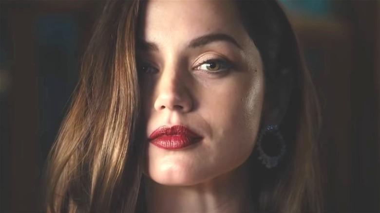 Paloma red lipstick