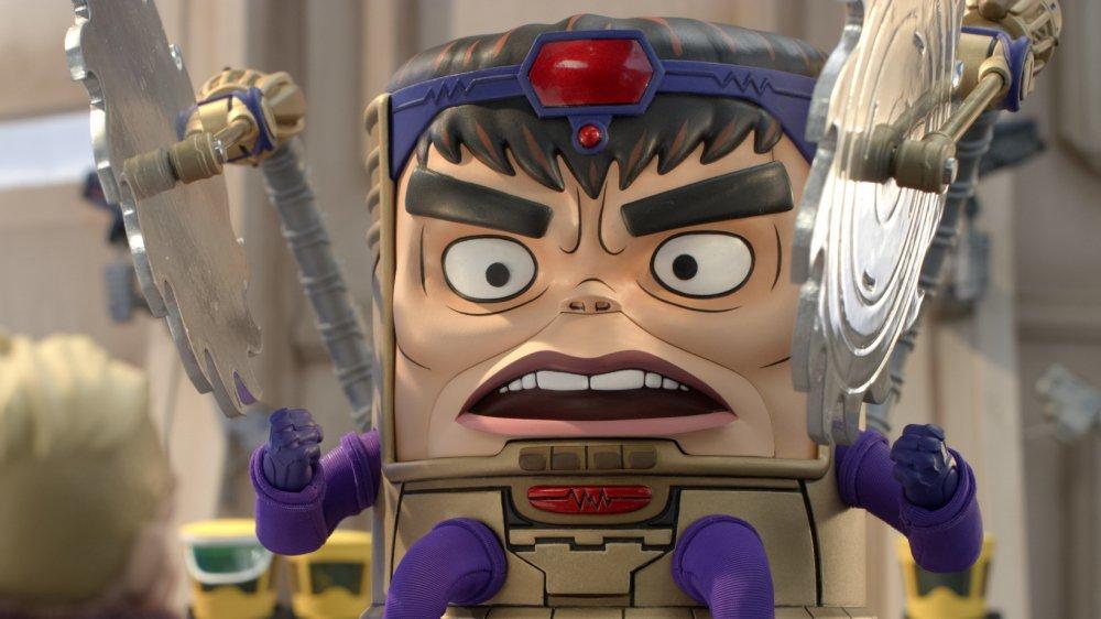 MODOK in the Hulu series Marvel's MODOK