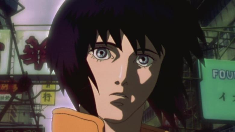 Ghost in the Shell's Motoko Kusanagi