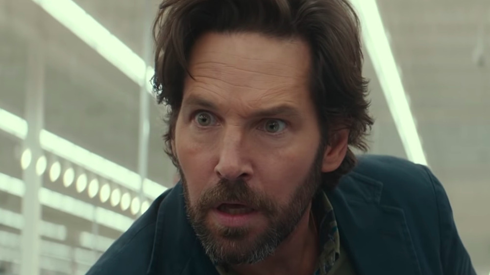 Paul Rudd looking shocked and confused
