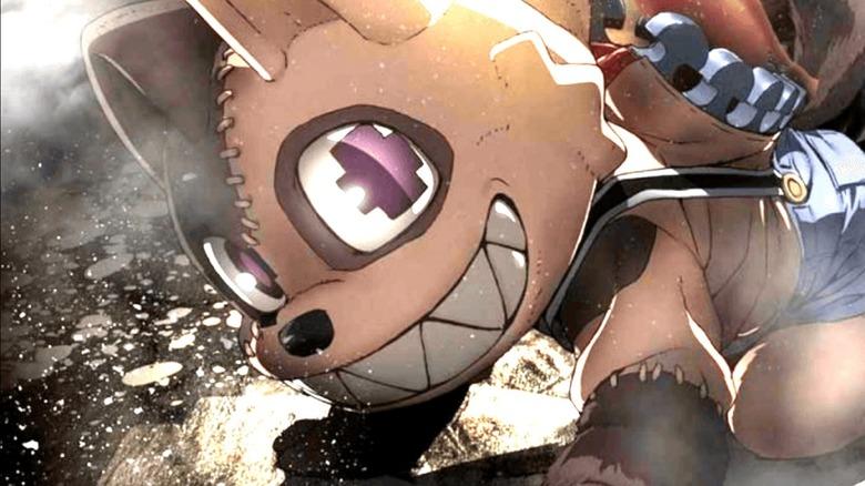 Shuuichi in mascot form