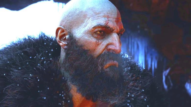 God of War: Ragnarok Kratos Thinks