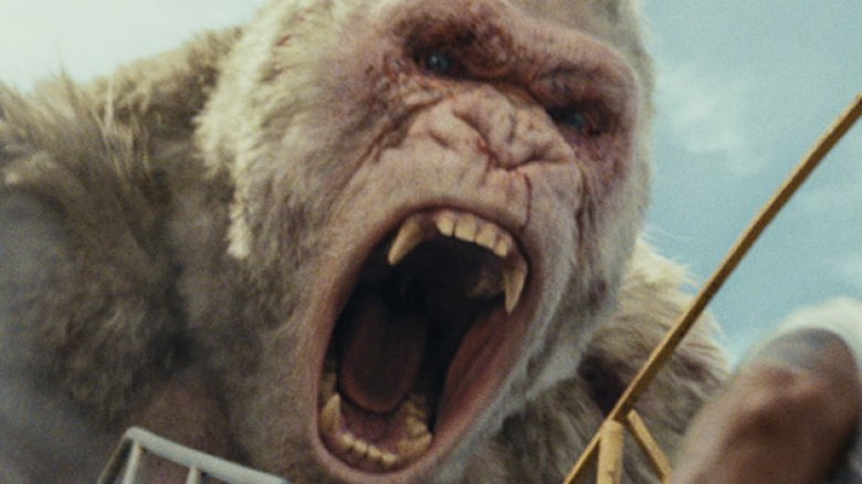 Jason Liles as George in Rampage