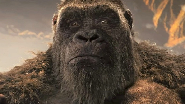 Kong in Hollow Earth