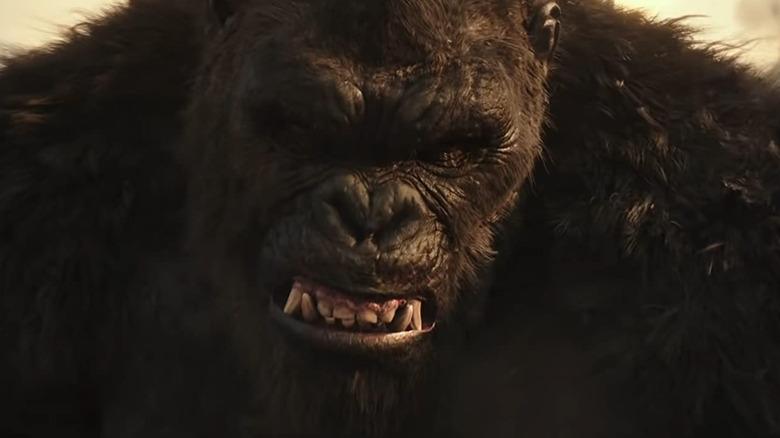King Kong in Godzilla vs Kong