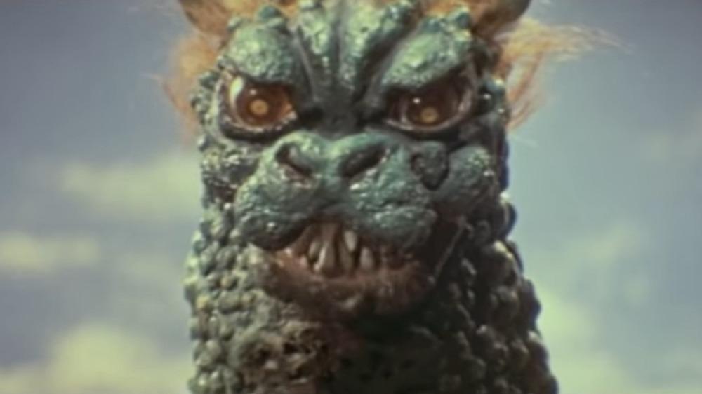 Gabara, Godzilla, All Monsters Attack