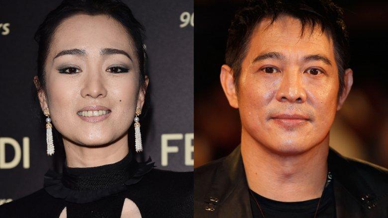 Gong Li, Jet Li