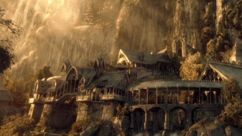 Rivendell from The Lord of the Rings