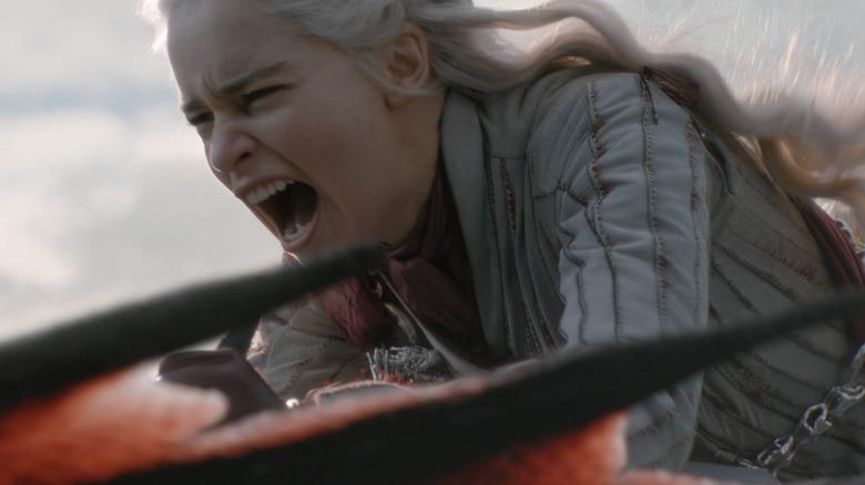 Daenerys rage