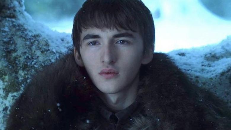 Isaac Hempstead Wright Bran Stark Game of Thrones