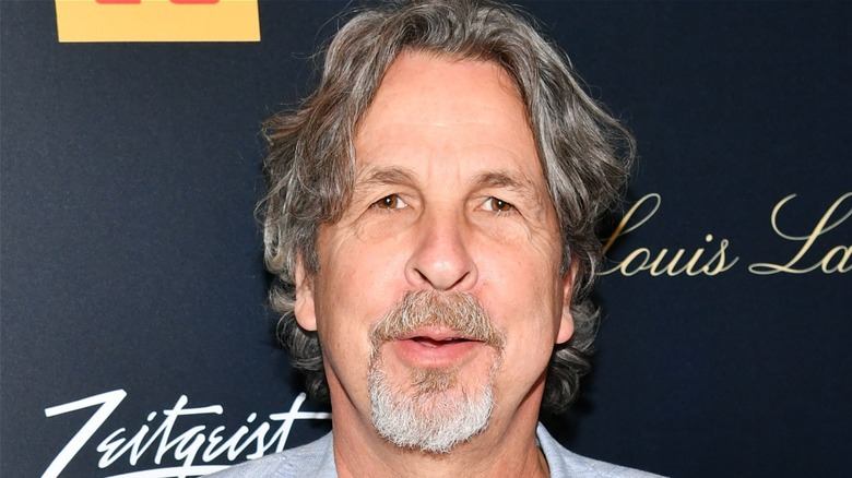 Peter Farrelly at a red carpet event