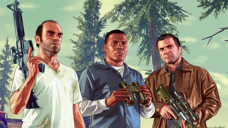 grand theft auto 5, gta 5, rockstar games, beta, development, different, change, tweak, altered