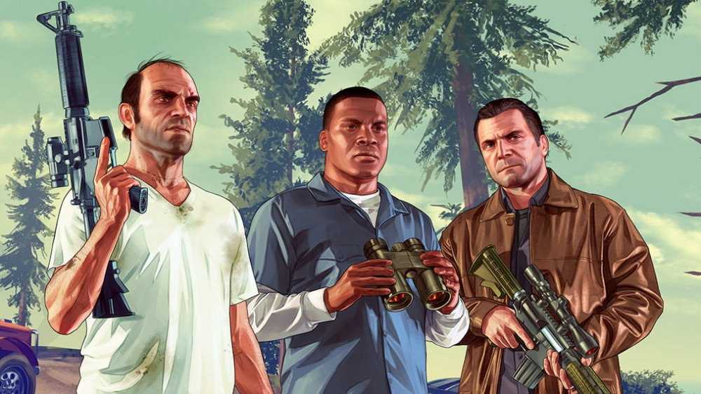 grand theft auto 5, gta5, gta 5, gta6, gta 6, rockstar, expanded and enhanced, release date, launch, trailer, platforms, consoles, changes