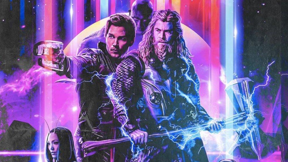 Fan art for Guardians of the Galaxy Vol. 3