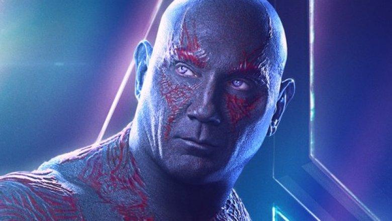 Dave Bautista Drax the Destroyer