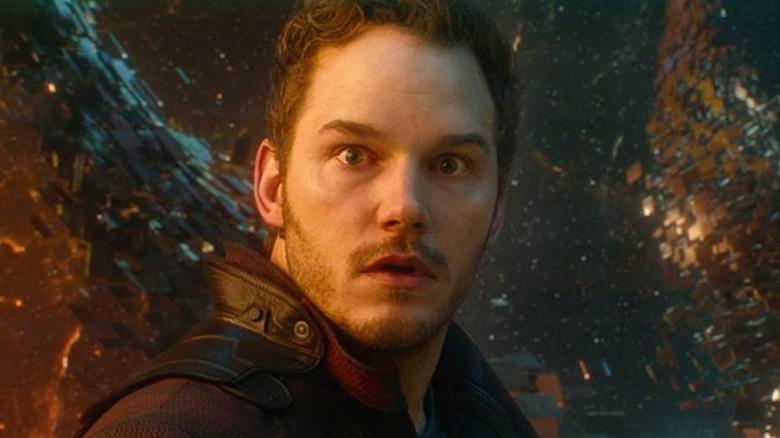 Chris Pratt Guardians of the Galaxy Star-Lord
