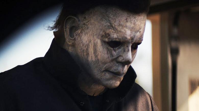 Nick Castle as Michael Myers in Halloween (2018)