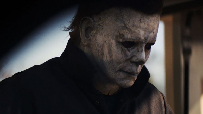 Scene from Halloween 2018