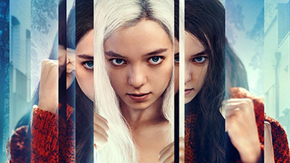 The poster for season 2 of Hanna