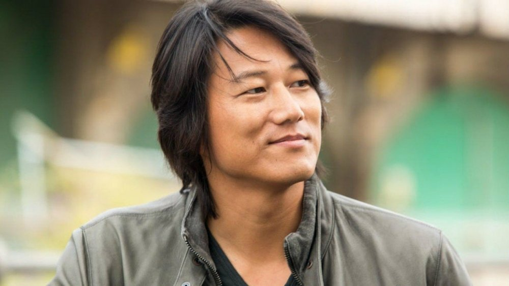 Sung Kang in The Fast and the Furious
