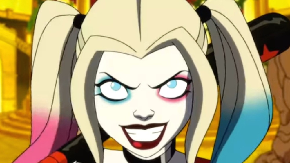 Harley Quinn in her animated series
