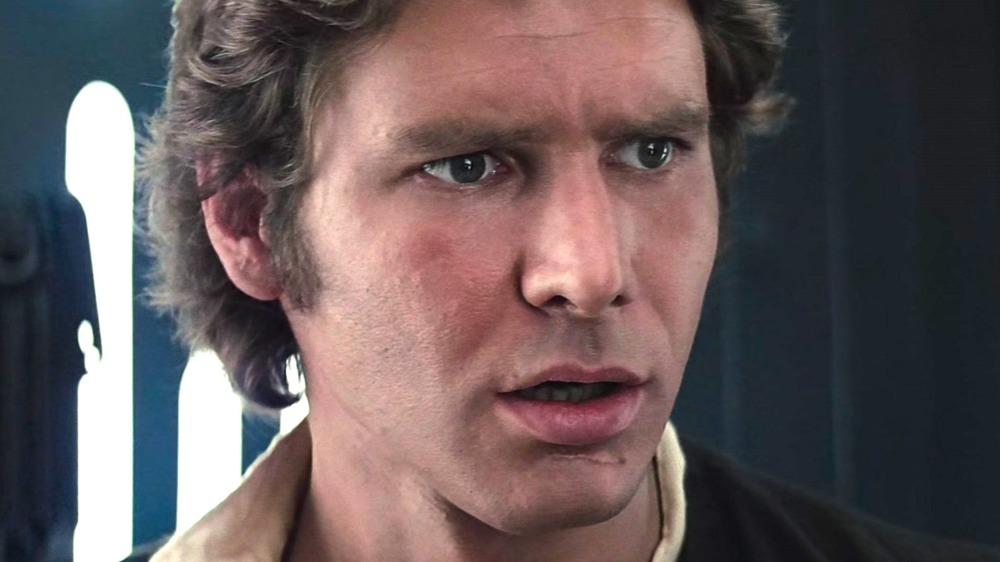 Han Solo perplexed