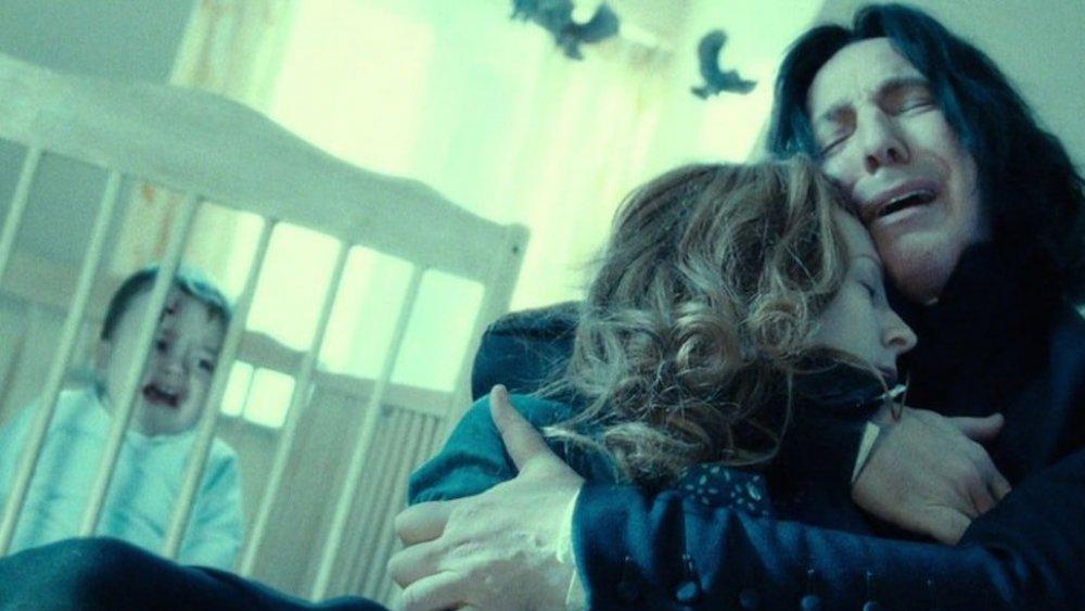 Harry Potter actors passed away