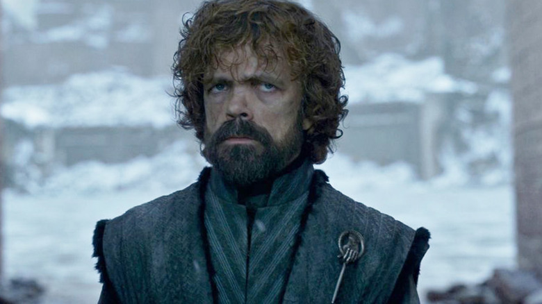 Peter Dinklage as Tyrion Lannister Game of Thrones season 8 episode 6