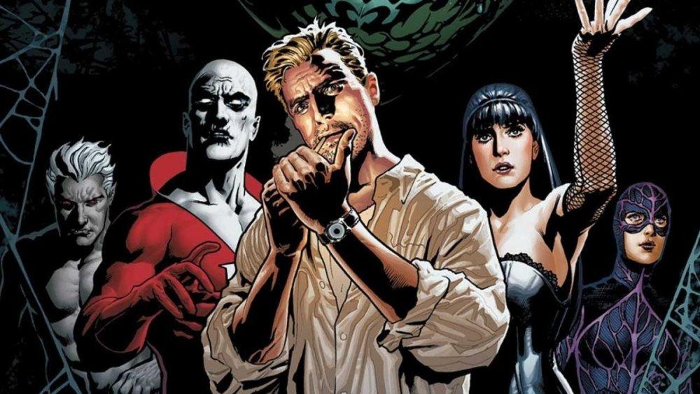 Members of Justice League Dark