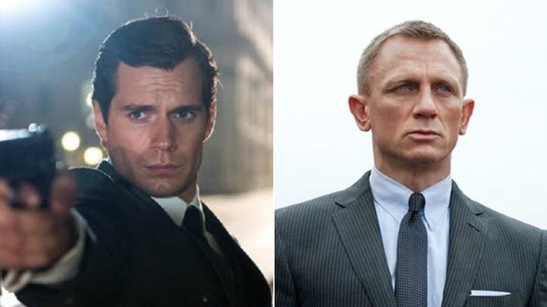 Henry Cavill / Daniel Craig