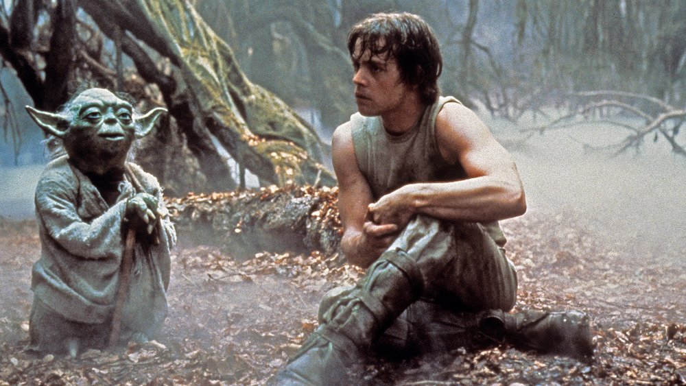 Mark Hamill as Luke Skywalker in Star Wars