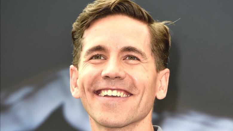 Brian Dietzen smiling