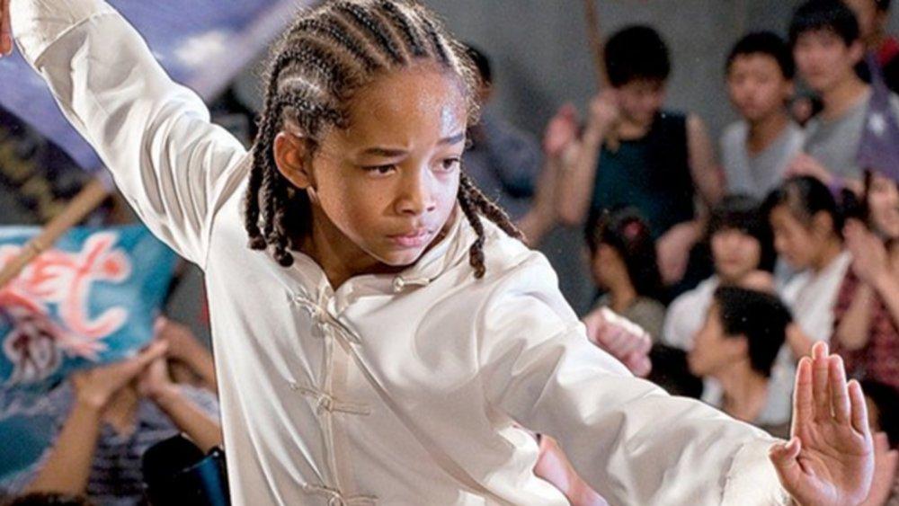Jaden Smith as Dre Parker in 2010's The Karate Kid