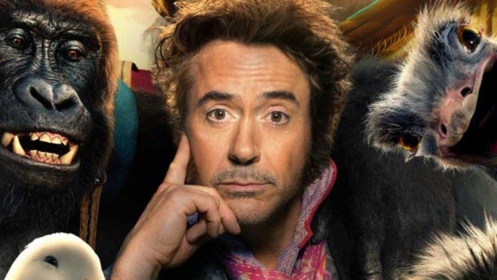 Robert Downey Jr. as Doctor Dolittle