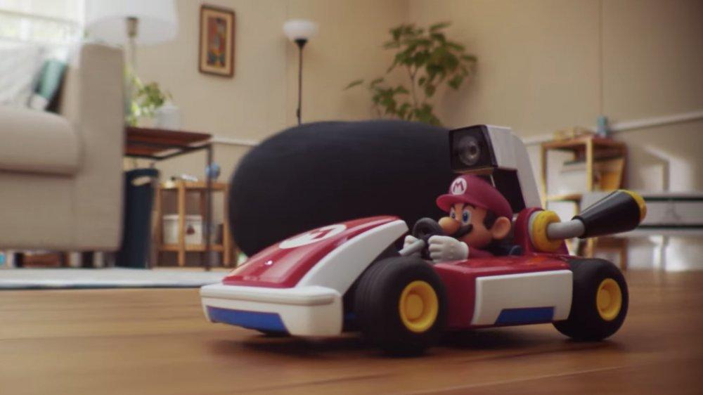Mario Kart Live: Home Circuit RC car