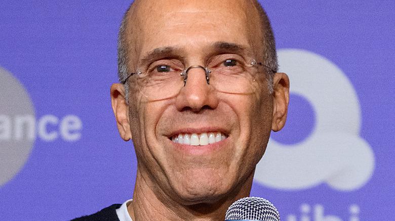 Jeffrey Katzenberg Quibi