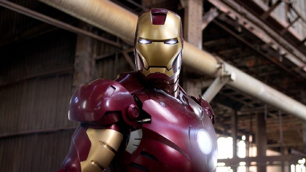 First promo image for Iron Man