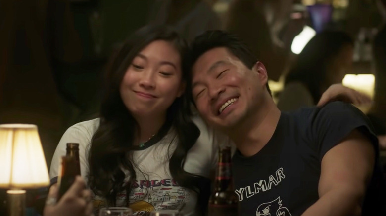 Here's How Simu Liu Really Feels About His On-Screen Relationship With Awkwafina In Shang-Chi
