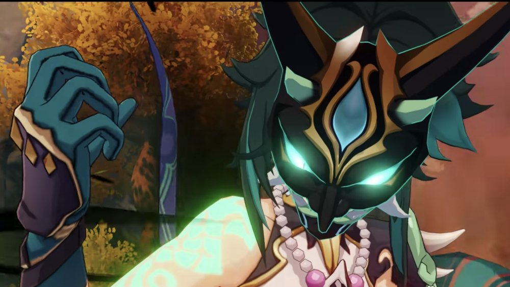 Genshin Impact character