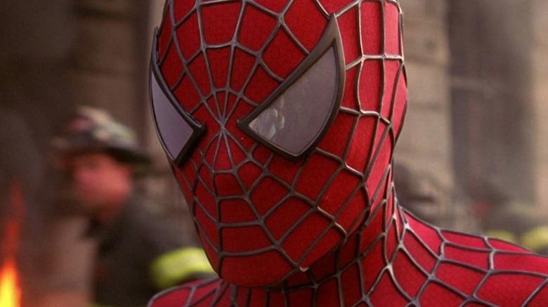 Spider-Man in the original film series