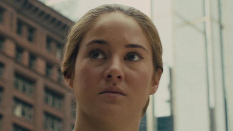 Tris worried