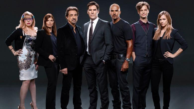 Cast of Criminal Minds