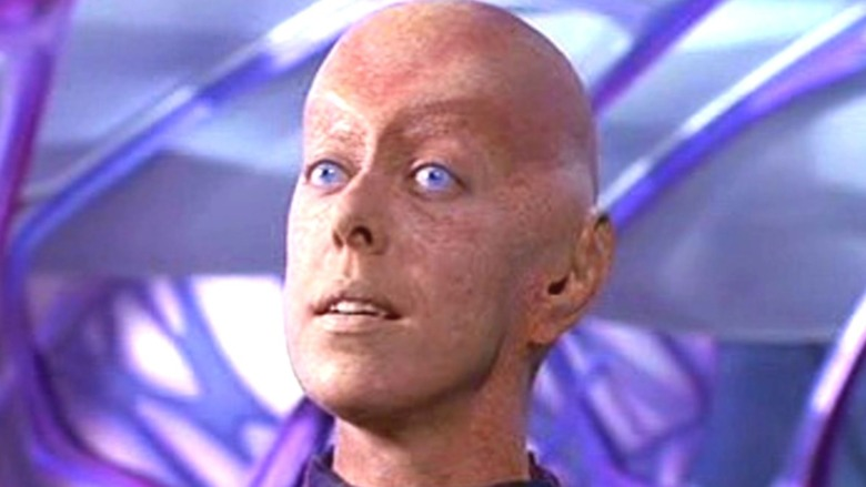 Leni Parker as Da'an in Earth: Final Conflict