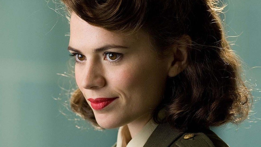 Hayley Atwell as Agent Peggy Carter in Marvel's Agent Carter