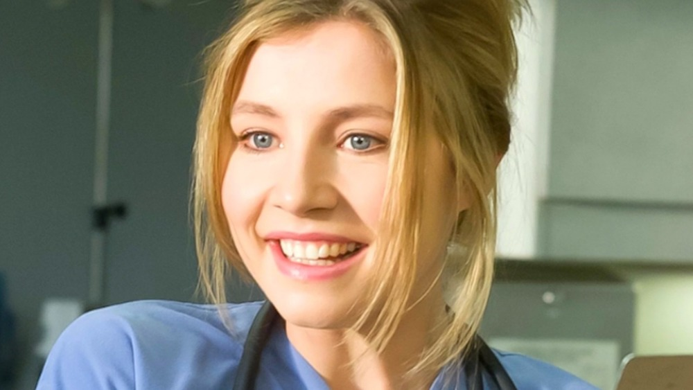Scrubs Sarah Chalke as Dr. Reid