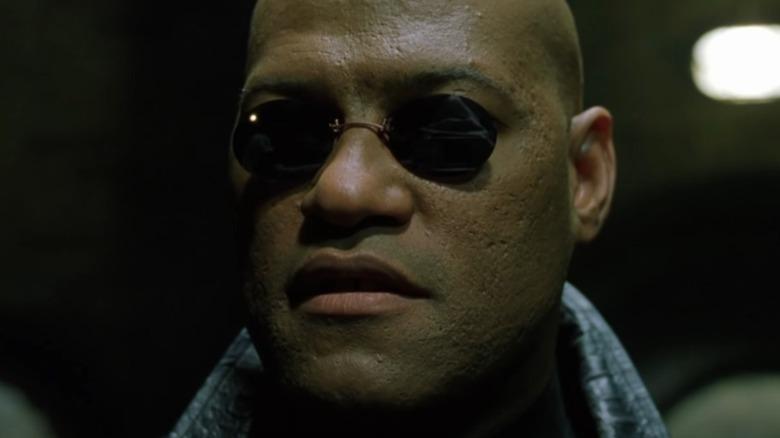 Laurence Fishburne as Morpheus