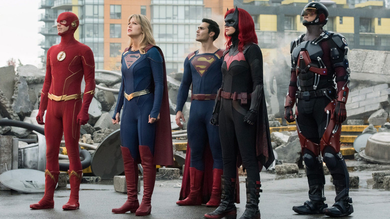Here's The Lineup For The Flash Season 8's Massive Armageddon Event