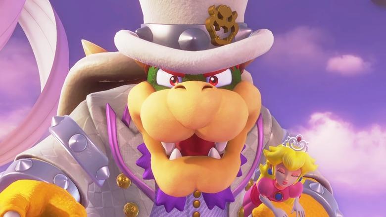 Bowser in Mario Odyssey