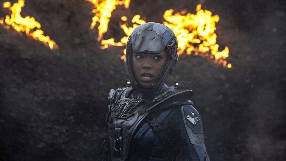 Sonequa Martin-Green in Star Trek Discovery That Hope is You Part 1